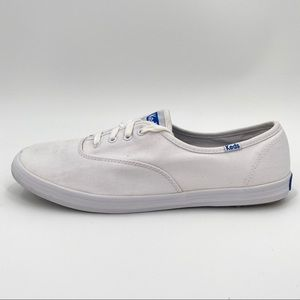 Keds Champion Canvas Sneakers Women's 9.5 White
